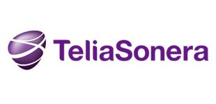 北欧电信商TeliaSonera新形象