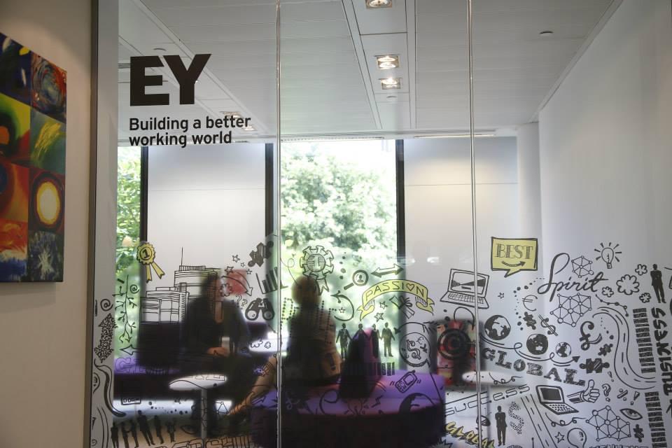 EY rebrand