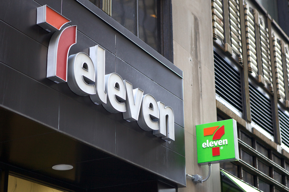 7-Eleven concept store