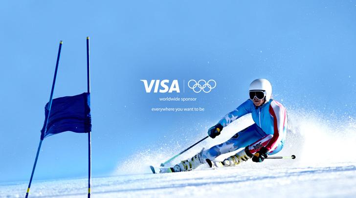 Visa Olympic hero_julia
