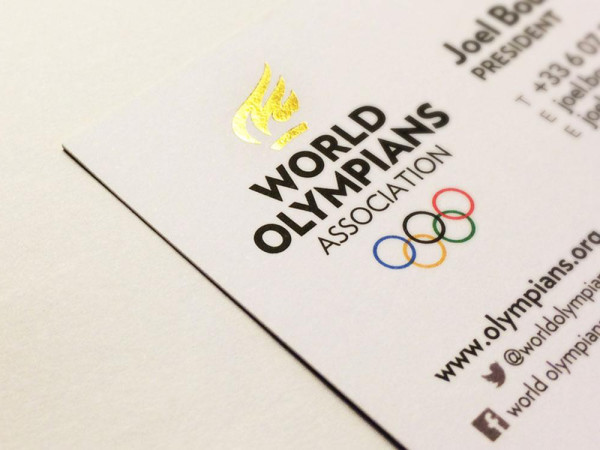 世界奥运选手协会新标识