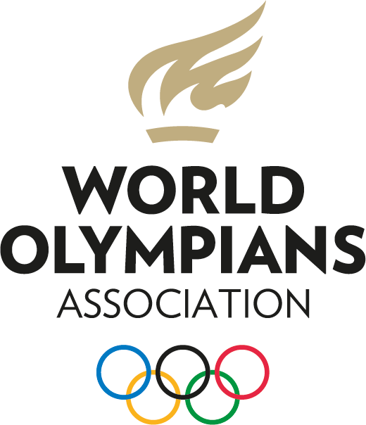 World Olympians Association logo 2014