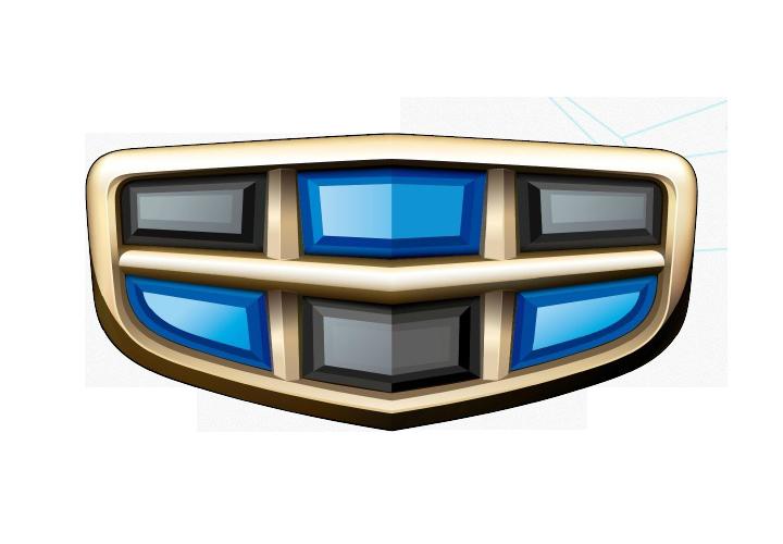 吉利品牌2014 全新品牌标识