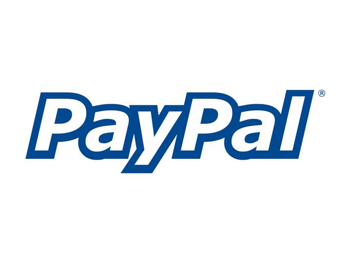 Paypal logo original