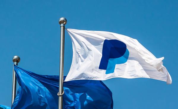 PayPal logo 七年之痒