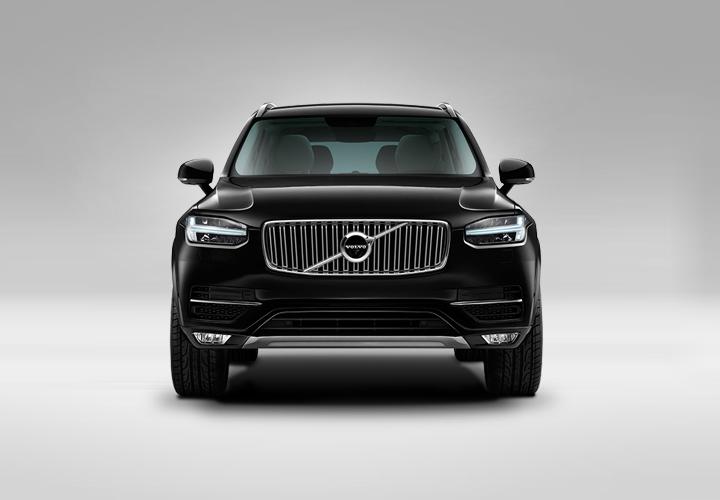 Volvo cars new logo 2014