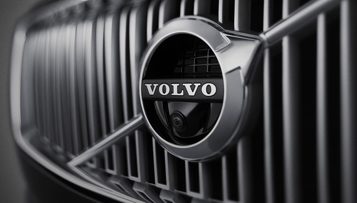 Volvo cars new logo 2014