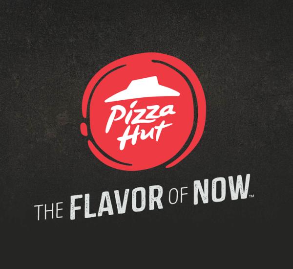 """必胜客改""""头""""换""""面"""" Pizza=logo"""