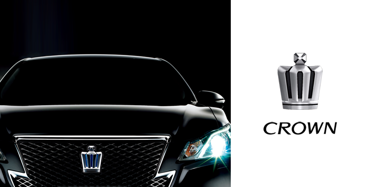 Toyota Crown new logo 2015