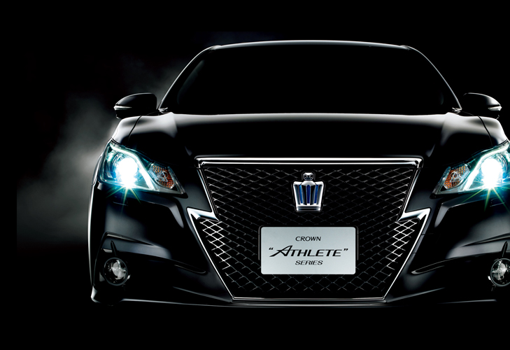 Toyota new Crown 2015
