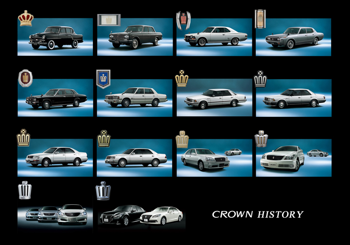 Toyota Crown 新皇冠难加冕 Brandvale 品牌谷