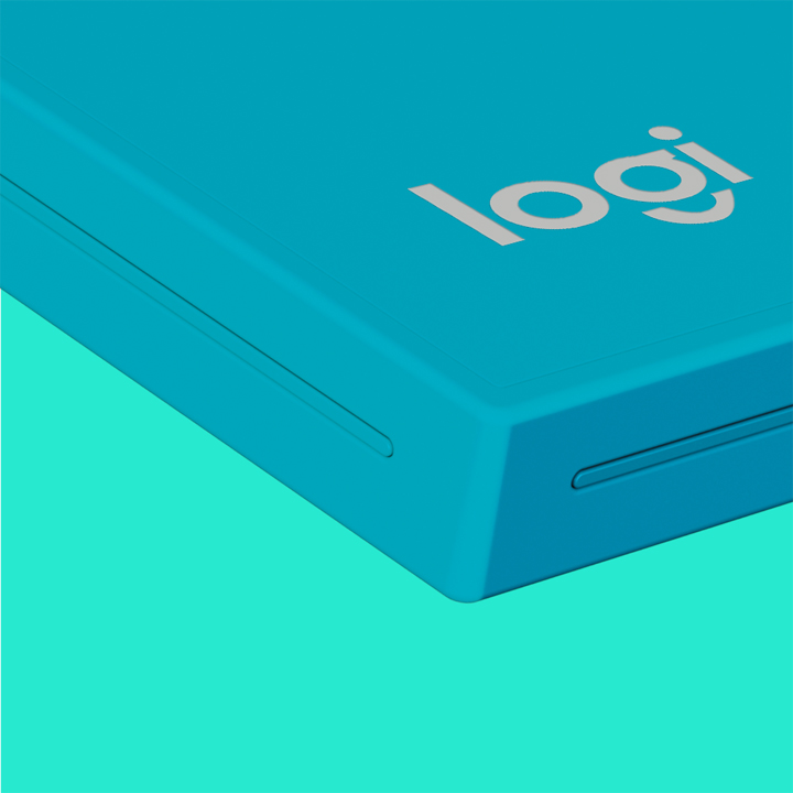 Logitech new logo and logi brand
