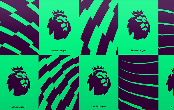 Premier League logo rebrand 2016